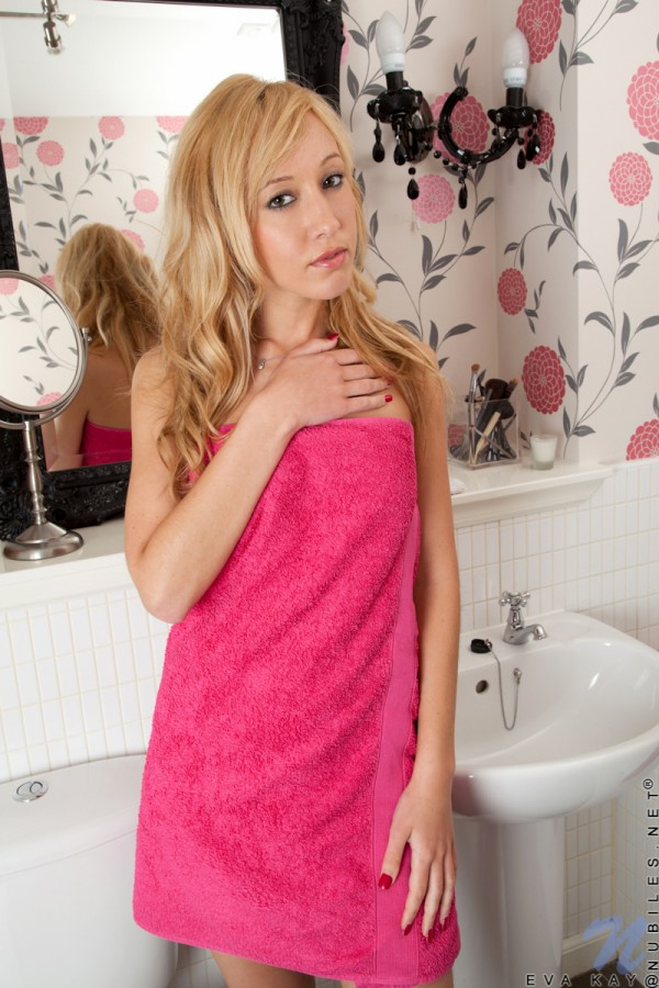 Pink Dress for Nubiles