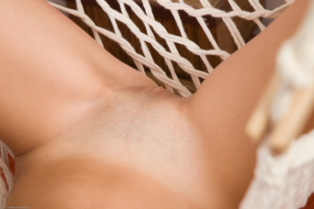 Stripping in a Hammock